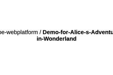 Adobe-webplatform/Demo-for-Alice-s-Adventures-in-Wonderland