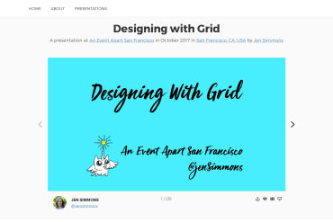 Designing With Grid