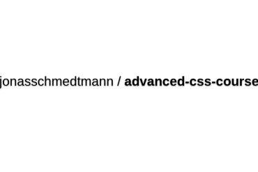 Jonasschmedtmann/advanced-css-course
