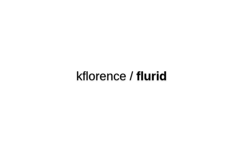 Kflorence/flurid