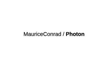 MauriceConrad/Photon