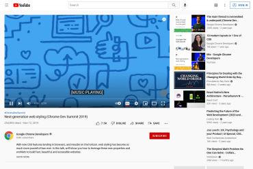 Next-Generation Web Styling