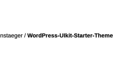 Nstaeger/WordPress-UIkit-Starter-Theme