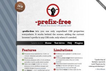 Prefixfree