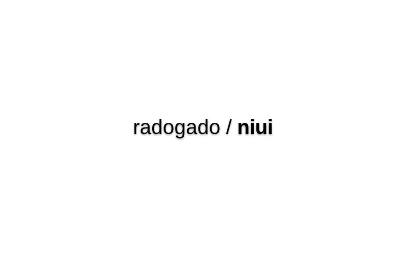 Radogado/niui