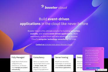Booster Framework