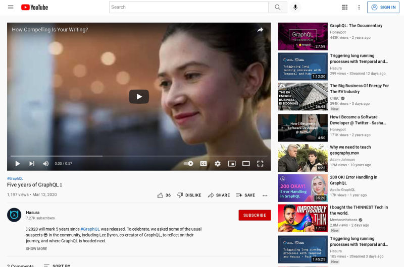 Five Years Of GraphQL