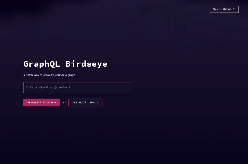 GraphQL Birdseye