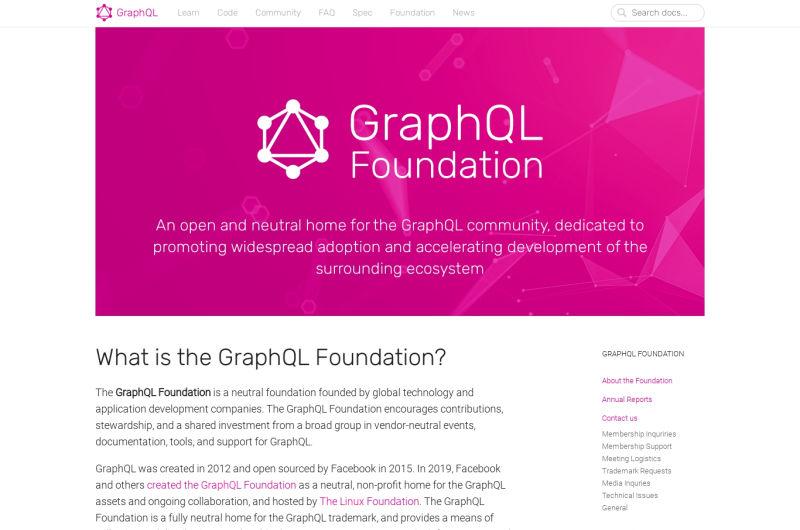 GraphQL Foundation