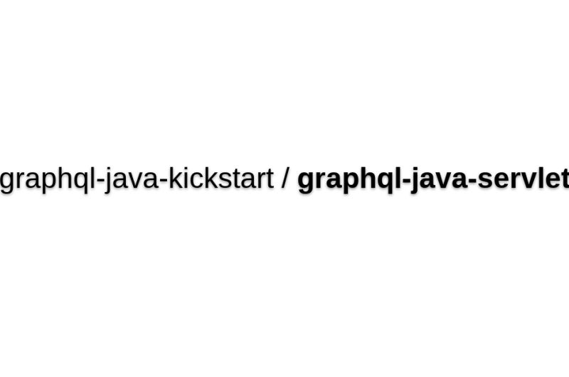 Graphql-java-servlet