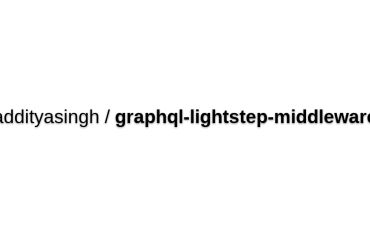 Graphql-lightstep-middleware