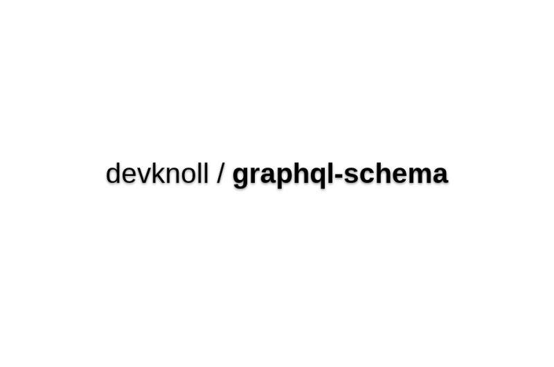 Graphql-schema