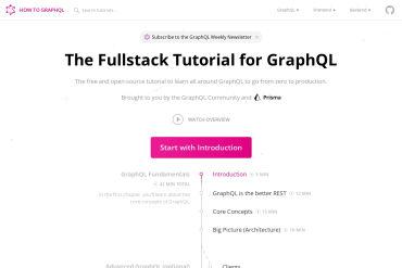 How To GraphQL