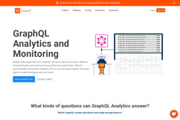 Moesif API Analytics