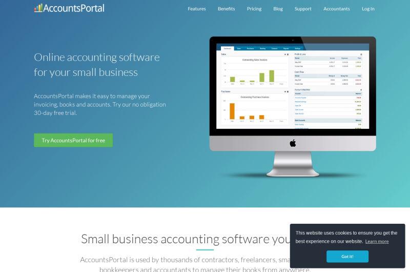 AccountsPortal