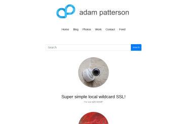 Adam Patterson