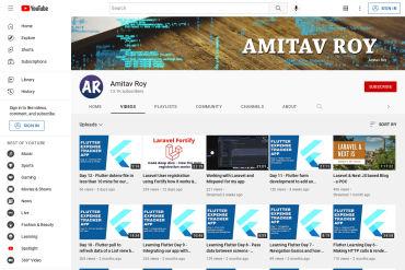 Amitav Roy