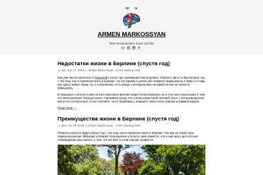 Armen Markossyan
