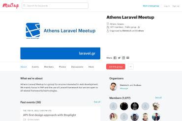 Athens-Greece Meetup
