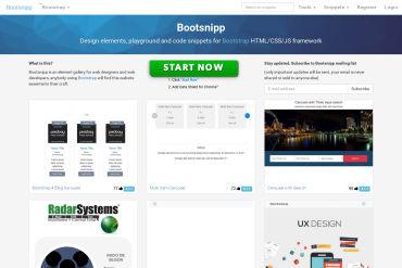 Bootsnipp