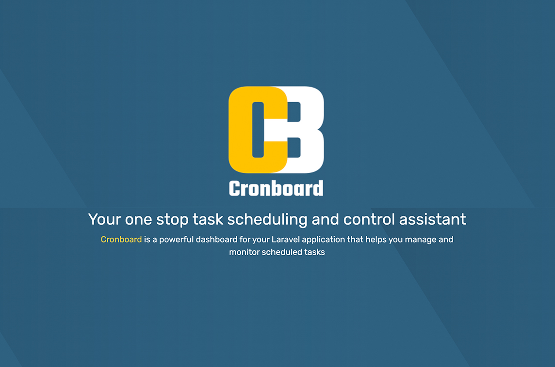 Cronboard