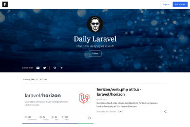 Daily Laravel