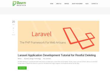 Dhviti Infotech