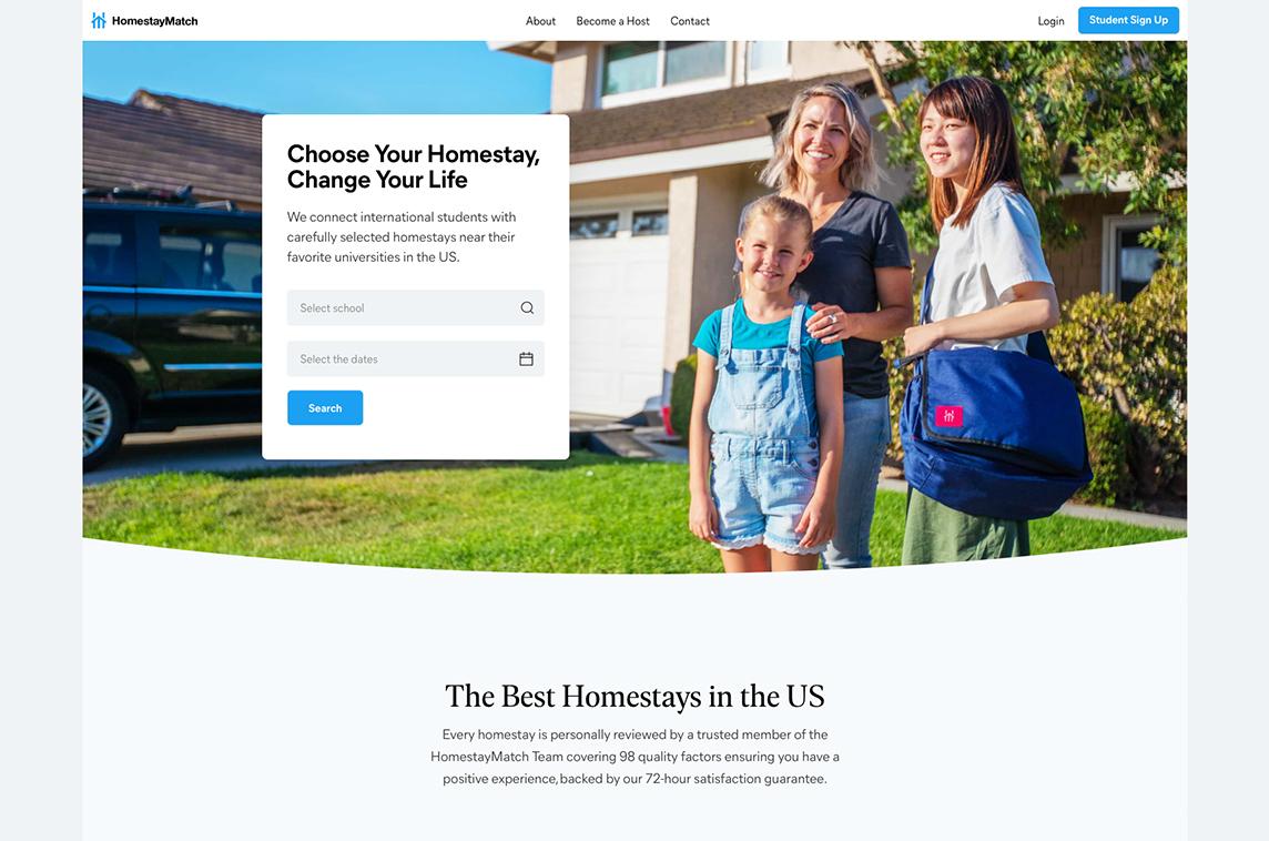 HomestayMatch