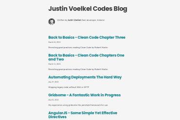 Justin Voelkel