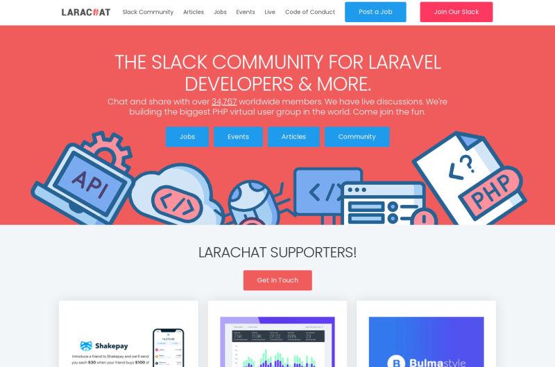 LaraChat