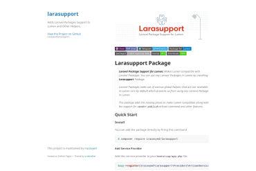 Larasupport