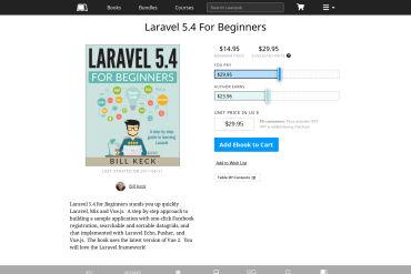 Laravel 5.4 For Beginners