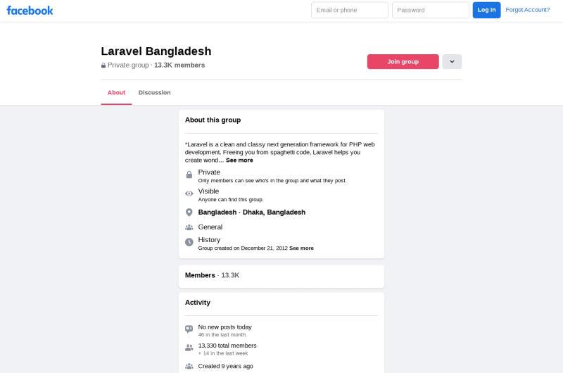 Laravel Bangladesh