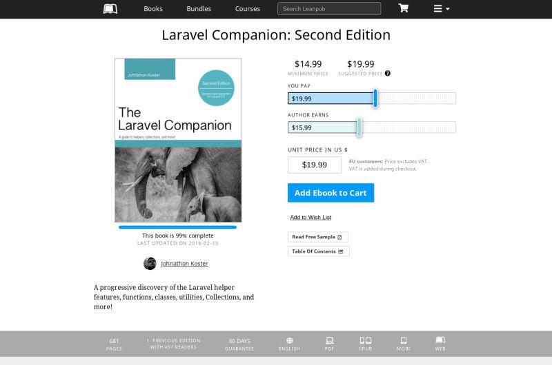 Laravel Companion