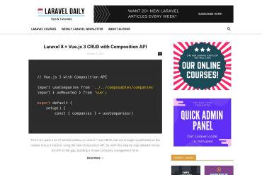 Laravel Daily