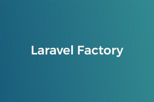 Laravel Factory
