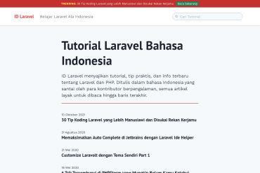 Laravel Indonesia