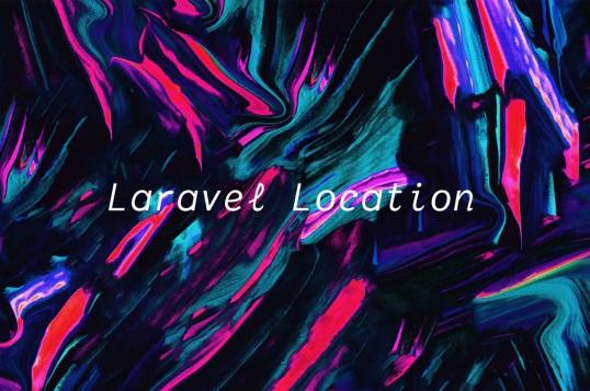 Laravel Location