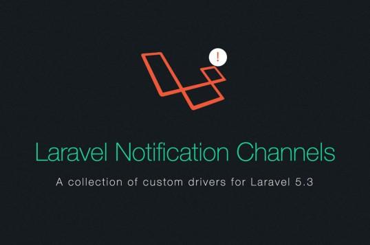 Laravel Notification Channels