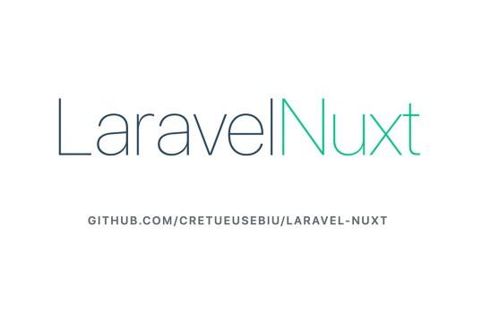 Laravel Nuxt