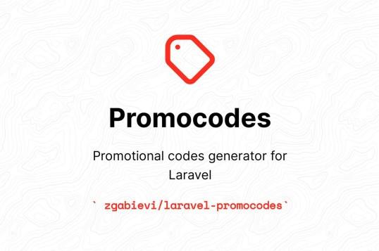 Laravel Promocodes