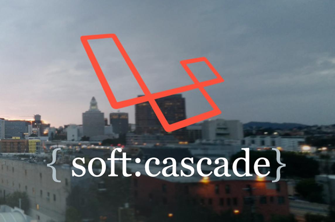 Laravel Soft Cascade