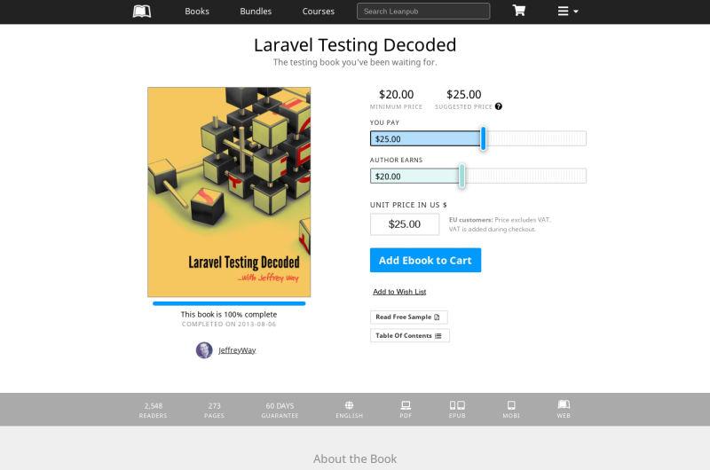 Laravel Testing Decoded