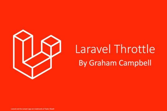 Laravel Throttle