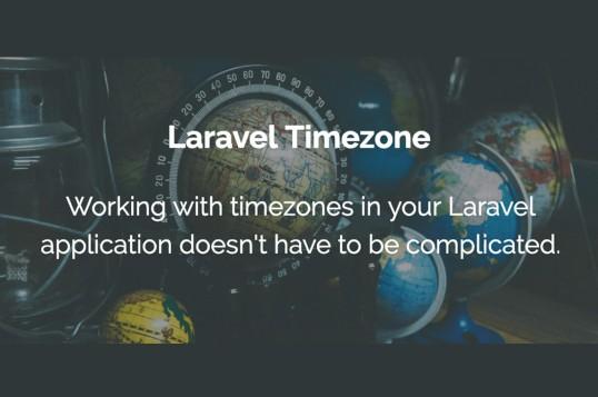 Laravel Timezone