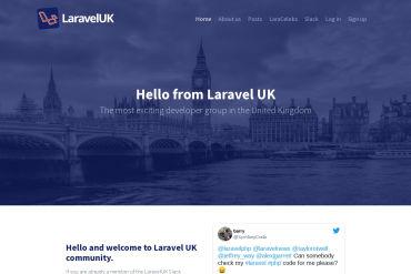 Laravel UK