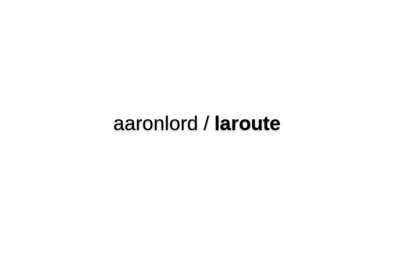 Laroute