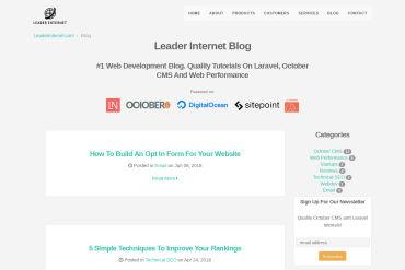 Leader Internet