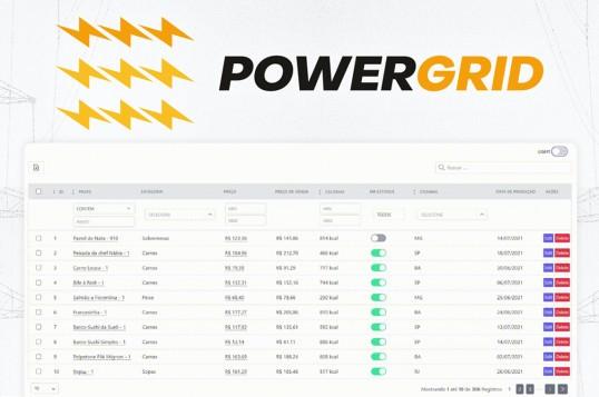 Livewire PowerGrid