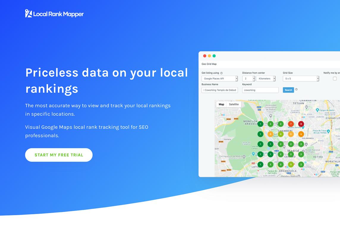 Local Rank Mapper